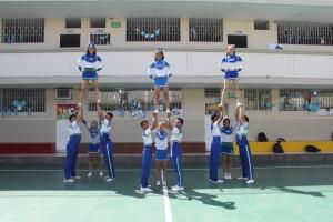 Club Cheerleader