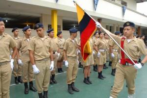 Juramento a la Bandera 2016