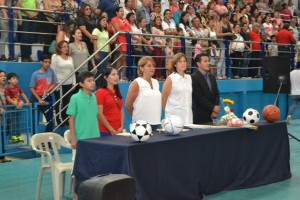 Juegos Deportivos 2016