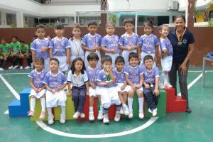 Inicial 2 Campeones de Fútbol