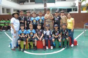 1° EGB Campeones de Fútbol