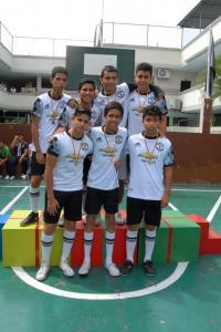 10° Campeones de fútbol